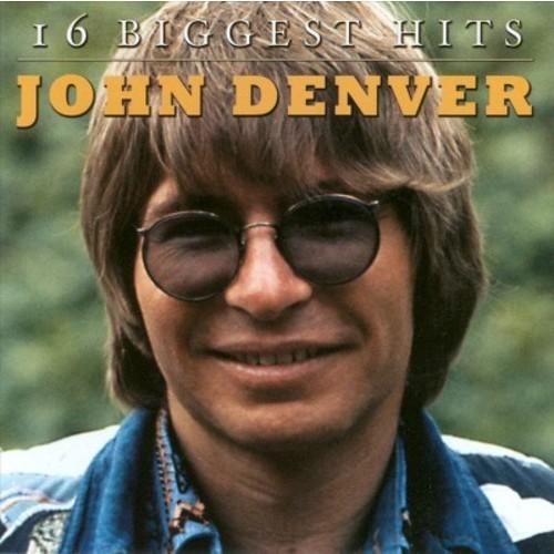 John Denver - 16 Biggest Hits (CD)