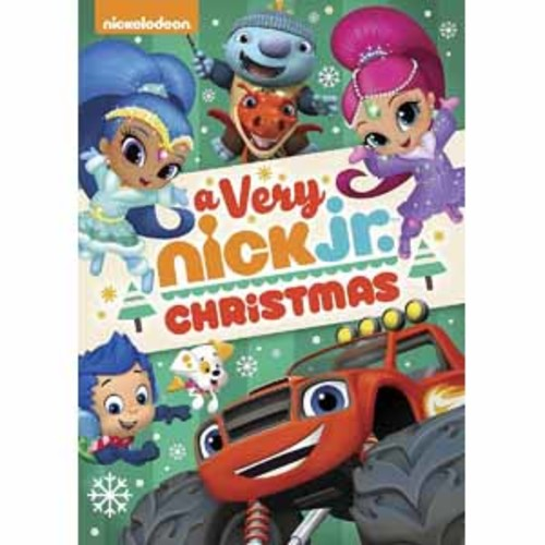 Nickelodeon Favorites: A Very Nick Jr. Christmas [DVD]