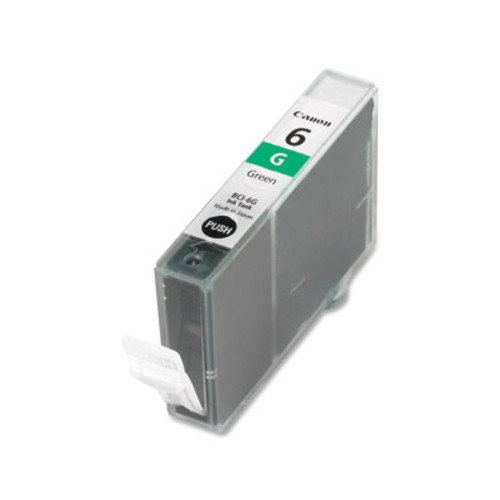 Canon BCI-6 (9473A003) Green Ink Cartridge