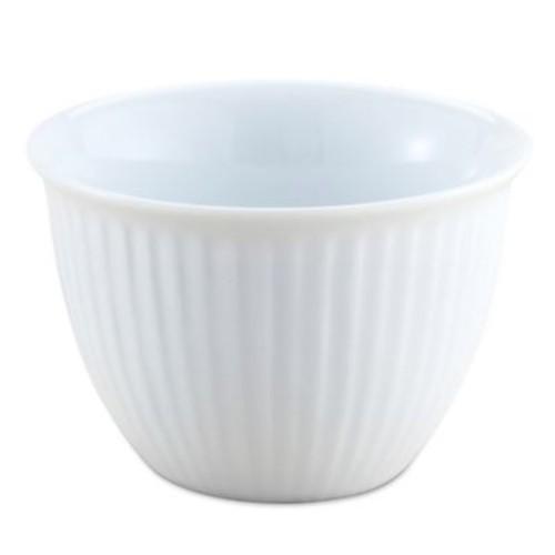 5 oz. Custard Cup in White