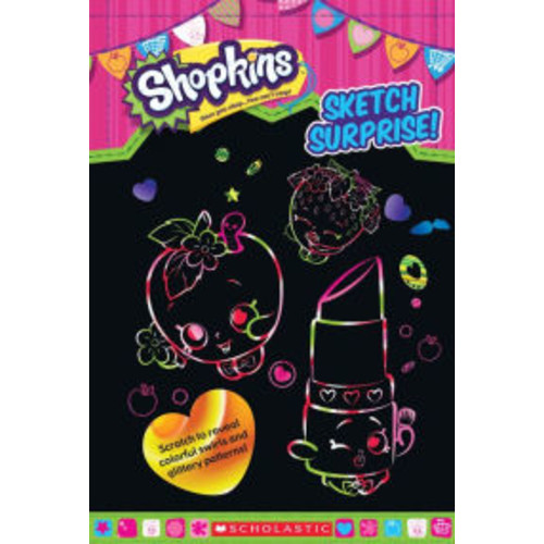 Sketch Surprise! (Shopkins Series)