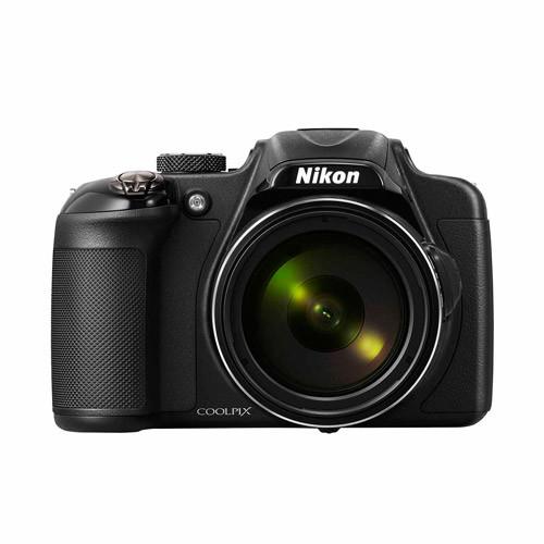 Nikon COOLPIX P600 16 Megapixel Digital Camera - Black