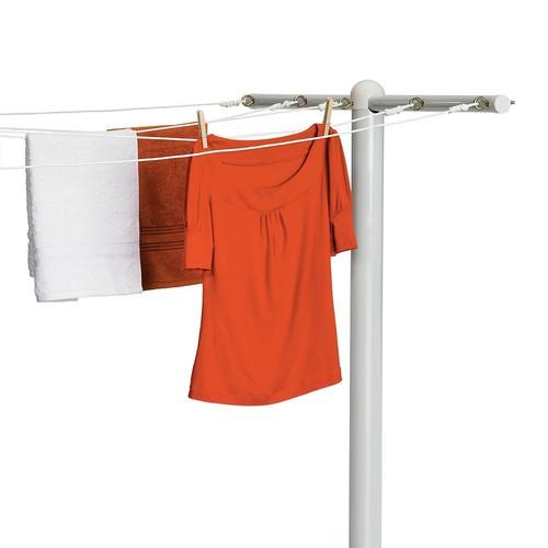 Honey Can Do 5 Line T-Post Dryer