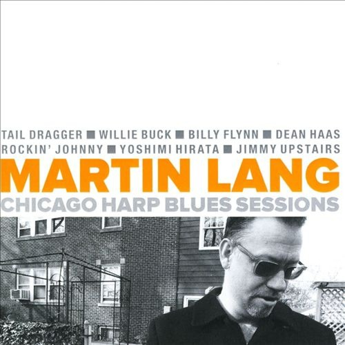 Chicago Blues Harp Sessions [CD]