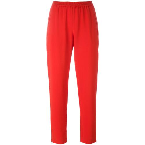 STELLA MCCARTNEY Cropped Slim Trousers