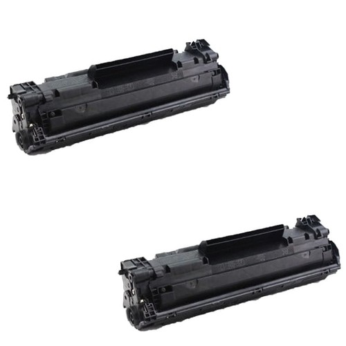 Cisinks  1 Pack Compatible HP CF283 CF283A 83A Black Laser Toner Cartridge for LaserJet Pro MFP M127fn M127fw M125nw M125rnw