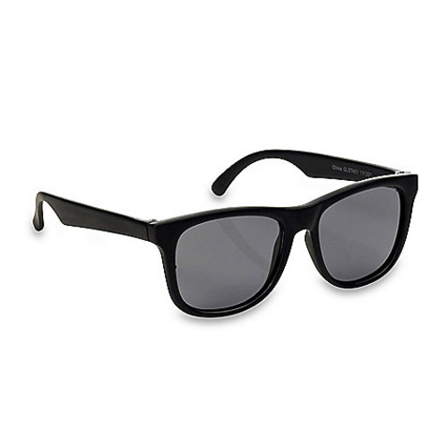 Baby Opticals by Hipsterkid Tinted Lens Sunglasses in Black