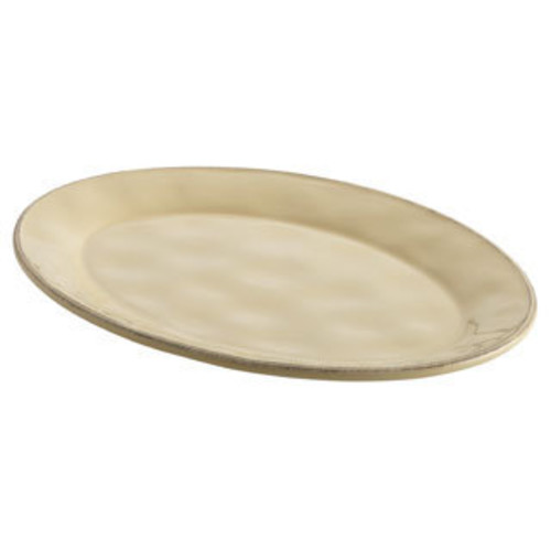 Rachael Ray Round & Square Red 14-Inch Round Platter