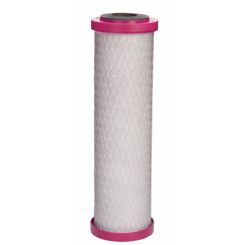 EcoPure Basic Carbon Universal Fit Under Sink Replacement Water Filter (Fits EPU3 System)