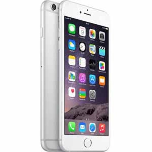 Apple iPhone 6 Plus 16GB Unlocked GSM Phone with 8MP Camera - Silver (Certified Refurbished)