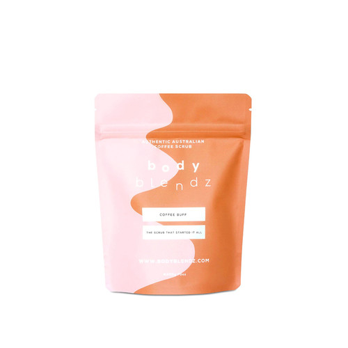 BodyBlendz Coffee Buff Coffee Scrub