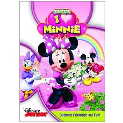 Mickey Mouse Clubhouse: I Heart Minnie (DVD) [Mickey Mouse Clubhouse: I Heart Minnie DVD]