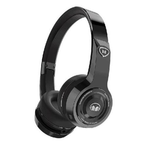 Monster Cable Elements Bluetooth Wireless On-Ear Headphones, Black Platinum