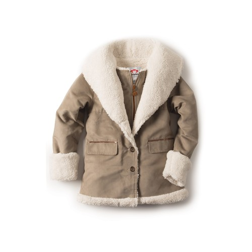 Hemlock Faux Shearling Trim Jacket