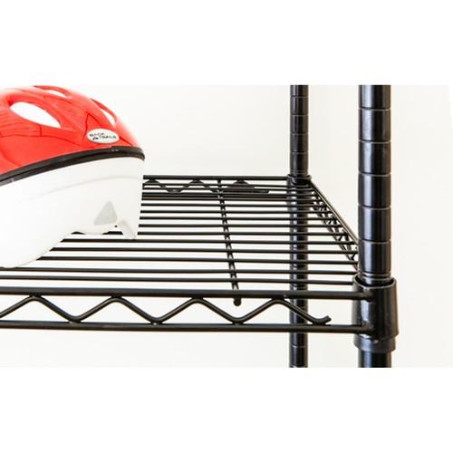 Basket Shelf Solution White