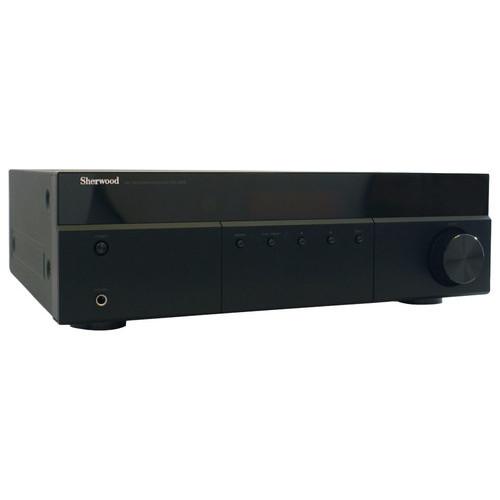 Sherwood - 200W 2.0-Ch. A/V Home Theater Receiver - Black