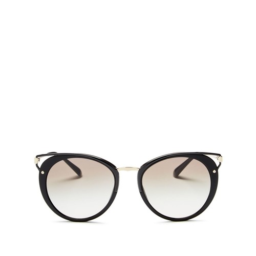 PRADA Wanderer Evolution Round Sunglasses, 54Mm