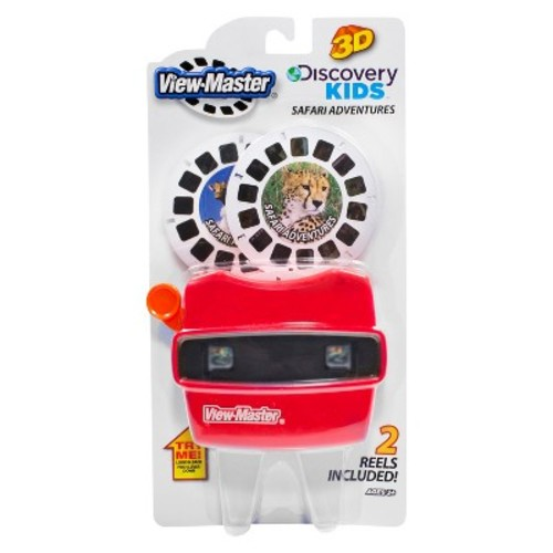 Discovery Kids View-Master 3D Safari Adventures