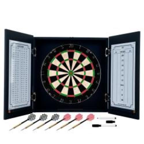 Trademark Gameroom Pro-style Bristle Dart Board Set with 6 Darts and Board