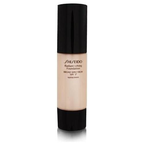 Shiseido Radiant Lifting Foundation SPF 17 I20 Natural Light Ivory