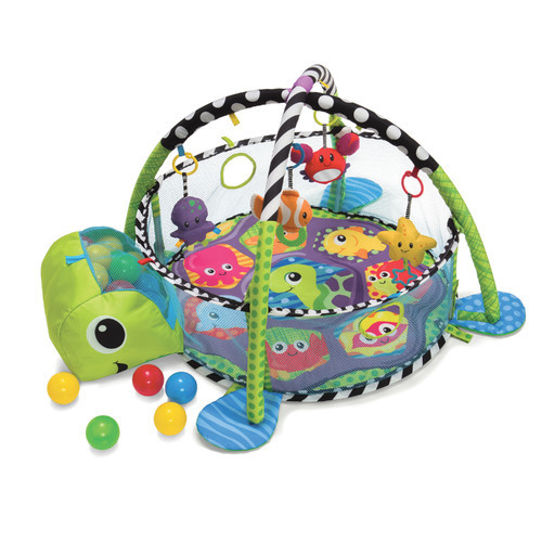 Grow-with-Me Activity Gym and Ball Pit
