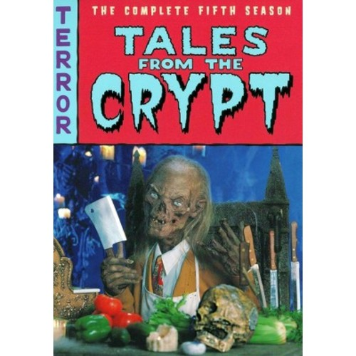 Tales from the Crypt: The Complete Fifth Season [3 Discs]