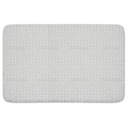 Uneekee Bath Rugs & Bath Mats Grippy Surface Bath Mat