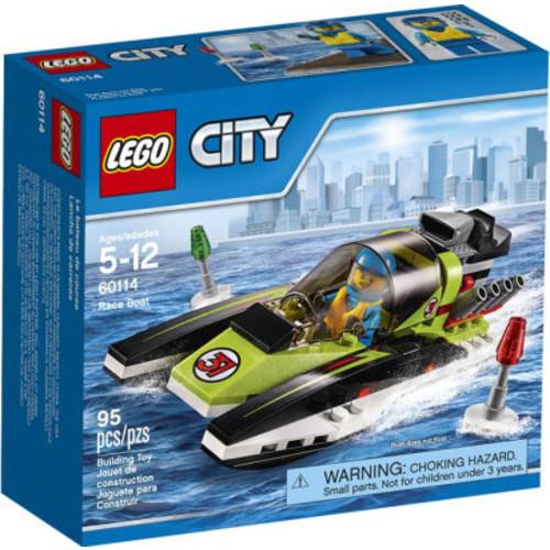 LEGO CITY Race Boat #60114