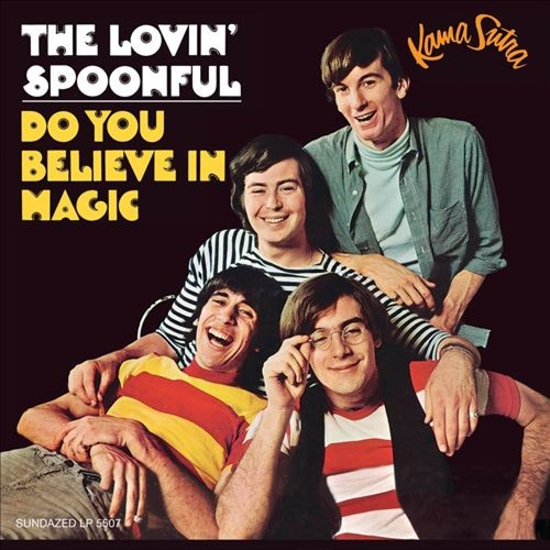Do You Believe in Magic [CD]