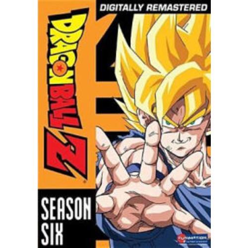 DragonBall Z: Season Six [6 Discs]