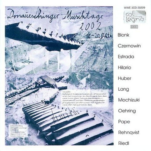 Donaueschinger Musiktage 2002 [CD]