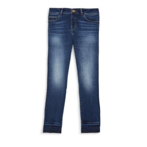 Girl's Skinny Relaxed Jeans