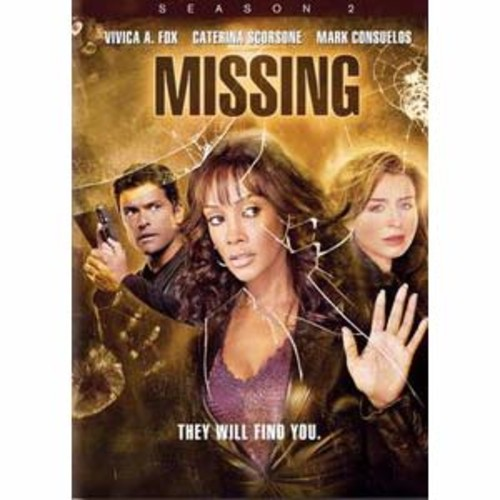 Missing: Season 2 [4 Discs]