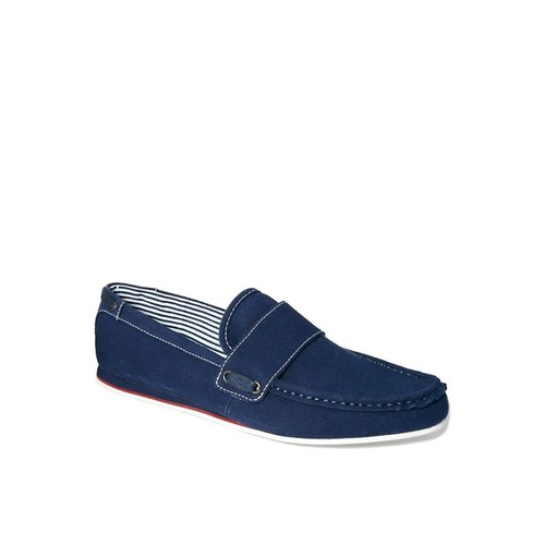 Frank Wright Loafers in Canvas