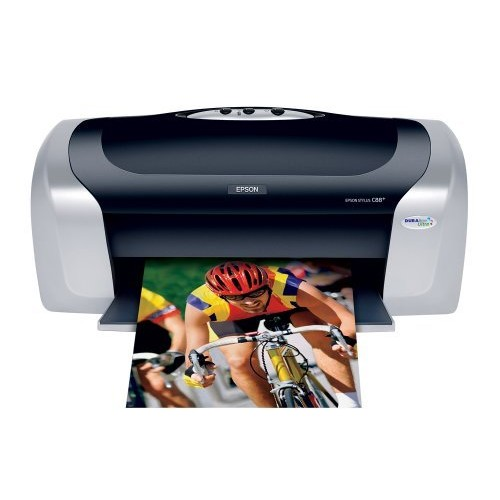 Epson Stylus C88+ Color Inkjet Printer (C11C617121)