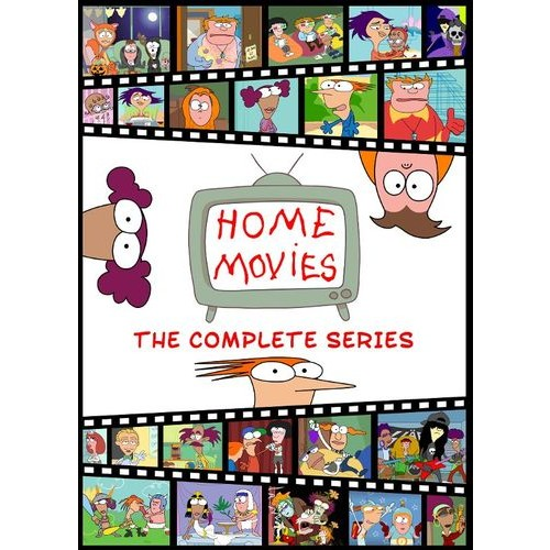 Home Movies: The Complete Series [12 Discs] [DVD]