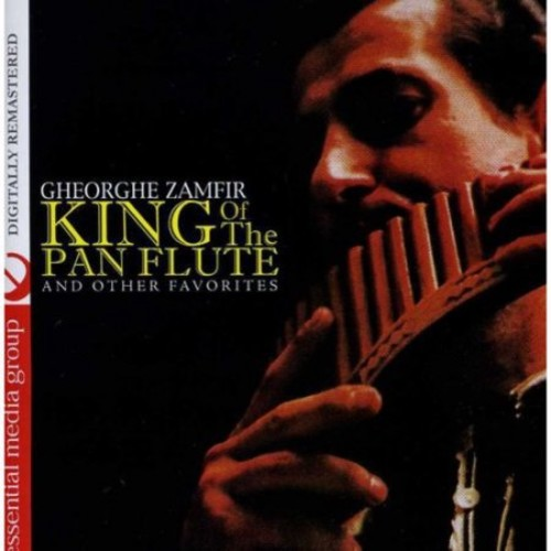 King of the Pan Flute (& Other Favorites) [CD]