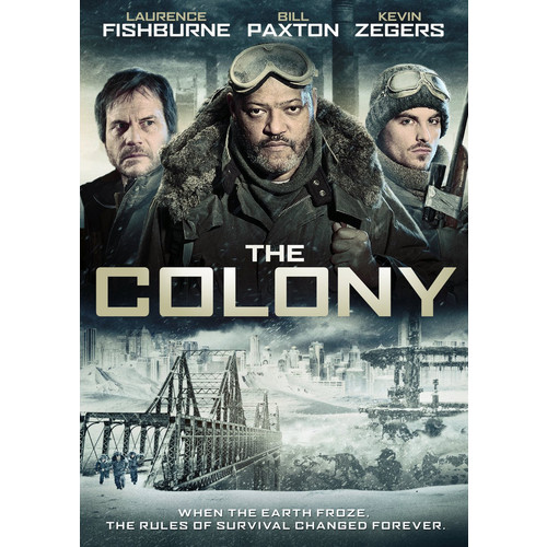 Colony DVD 2011