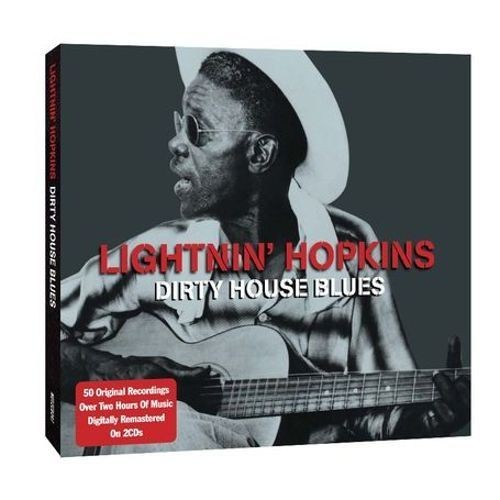 Dirty House Blues [CD]