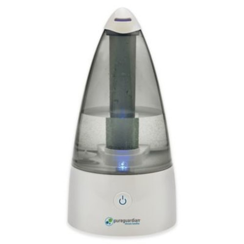 PureGuardian 10-Hour Ultrasonic Cool Mist Humidifier in White