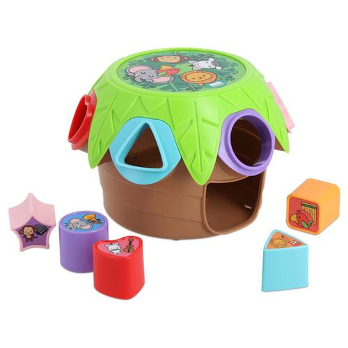 Kidz Delight Learning & Educational Toys Kidz Delight My Lil Bongo Shape Sorter