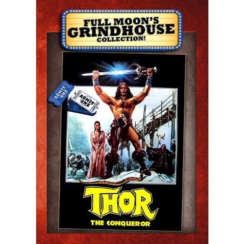 Thor the Conqueror [DVD] [1982]
