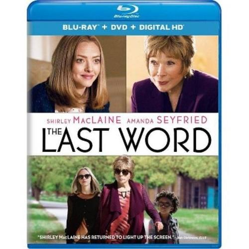 The Last Word [Blu-Ray] [DVD] [Digital HD]