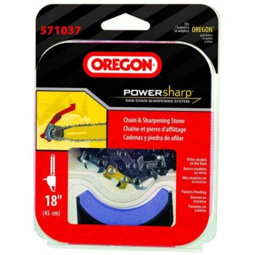 Oregon Replacement Chainsaw Chain, PowerSharp