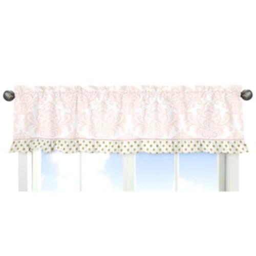 Sweet Jojo Designs Amelia Collection Window Valance