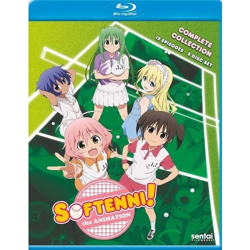 Softenni!: The Complete Collection [Blu-ray]