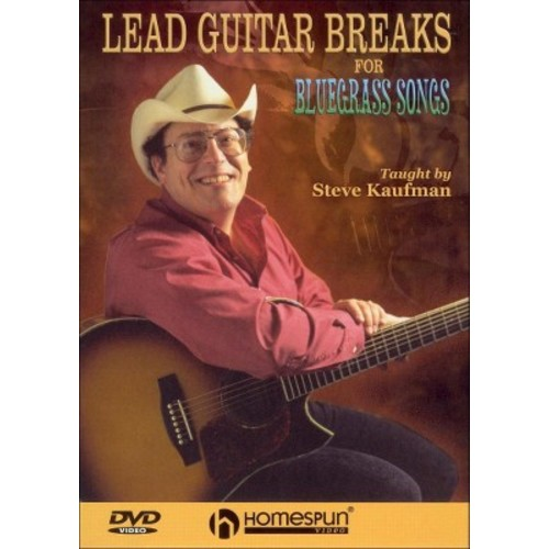 Lead Guitar Breaks For Bluegrass Songs