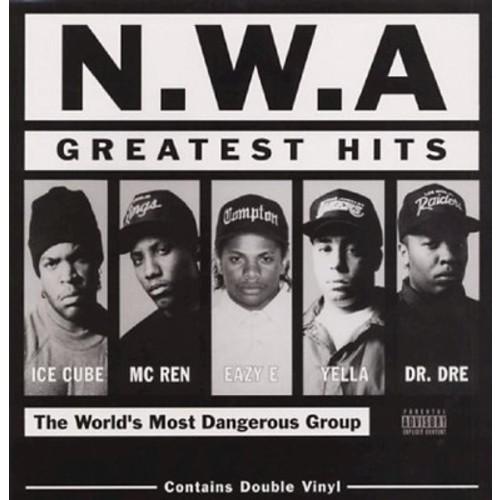 N.W.A. - Nwa greatest hits [Explicit Lyrics] (Vinyl)