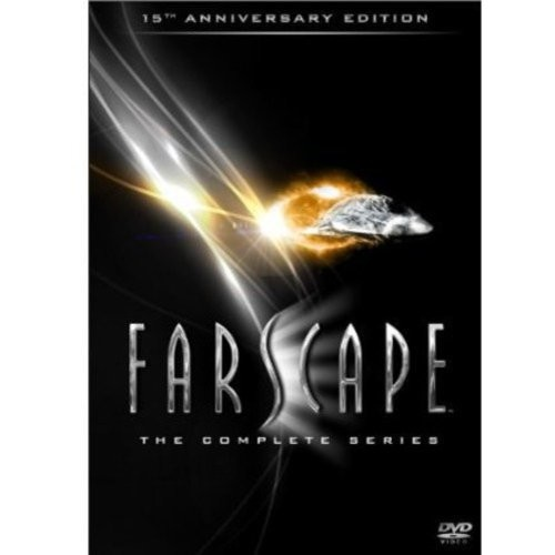 Farscape: Complete Series [27 discs] (Boxed Set) (DVD)