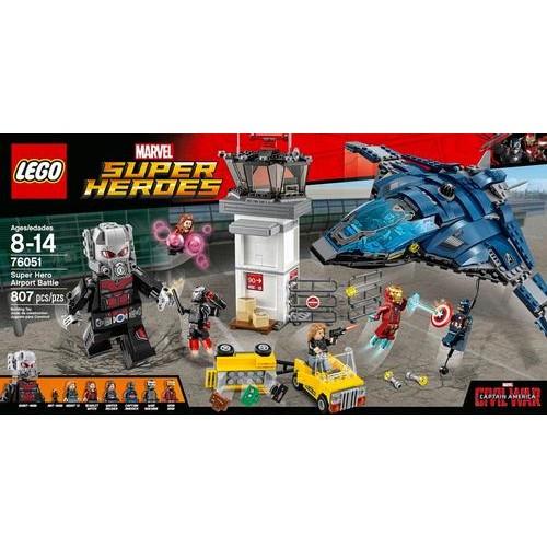 LEGO - Marvel Super Heroes: Super Hero Airport Battle